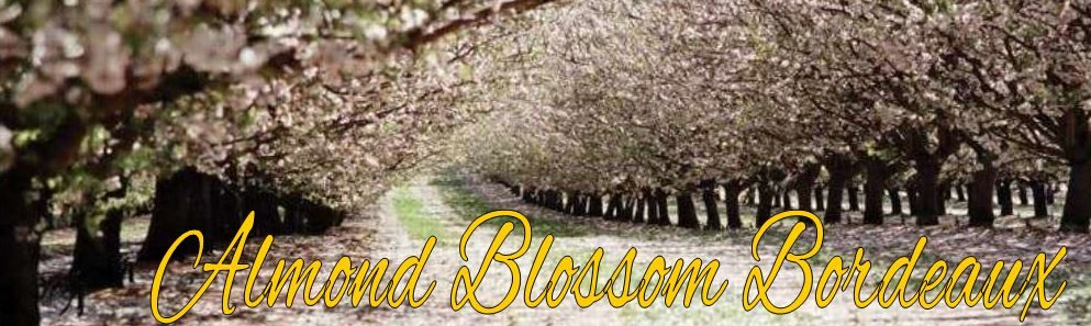 Almond Blossom Bordeaux